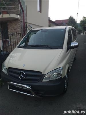 Mercedes-benz Vito - imagine 8