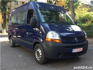 Renault Master 9 locuri 120 CP 2008 - imagine 1