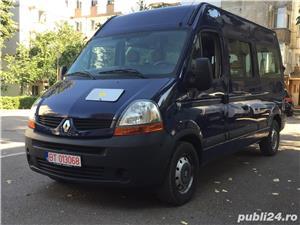 Renault Master 9 locuri 120 CP 2008 - imagine 6