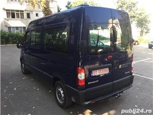 Renault Master 9 locuri 120 CP 2008 - imagine 4