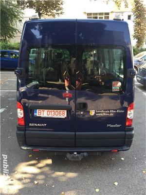 Renault Master 9 locuri 120 CP 2008 - imagine 10