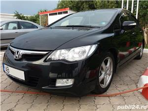 Honda Civic Sedan 2008 impecabila - imagine 8