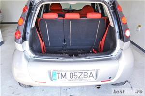 Smart forfour an:2004=avans 0 % rate fixe aprobarea creditului in 2 ore=autohaus vindem si in rate - imagine 16