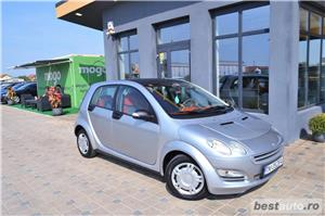 Smart forfour an:2004=avans 0 % rate fixe aprobarea creditului in 2 ore=autohaus vindem si in rate - imagine 5