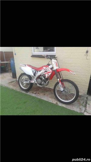Honda CRF - imagine 3