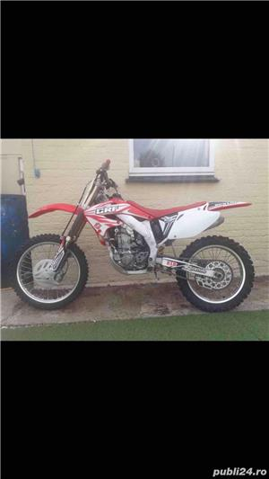 Honda CRF - imagine 1