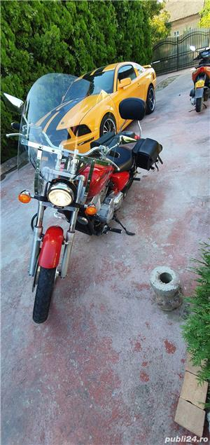 Honda Shadow Spirit - imagine 4