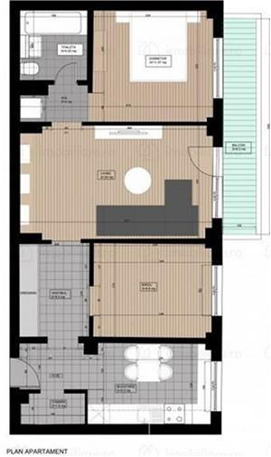 Apartament 3 camere,Titulescu - imagine 8