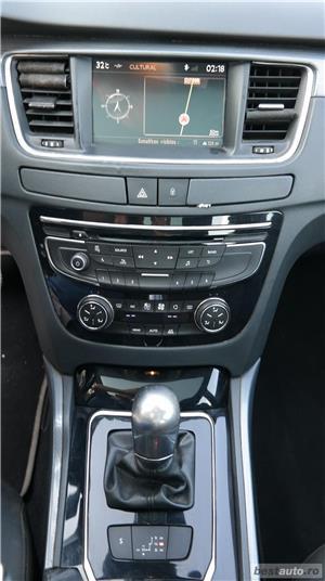 Peugeot 508 - imagine 8