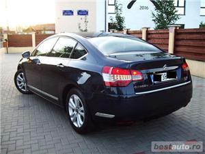 citroen c5. facelift, model exclusive 2.0 HDI diesel 163 cp.an 2011.EURO 5. - imagine 3