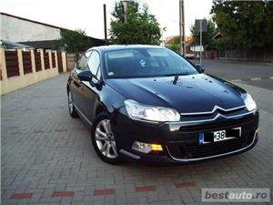 citroen c5. facelift, model exclusive 2.0 HDI diesel 163 cp.an 2011.EURO 5. - imagine 4