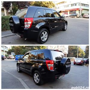 Suzuki grand vitara NAVI MARE 2007 Diesel 4x4 - imagine 1