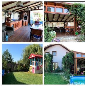 Casa P+M Olteni Domnești Prel. Ghencea - imagine 4