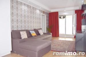Apartament 2 camere Cosmopolis terasa20 mp+gradina 43mp,vedere piscina - imagine 2
