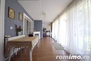 Apartament 2 camere Cosmopolis terasa20 mp+gradina 43mp,vedere piscina - imagine 7