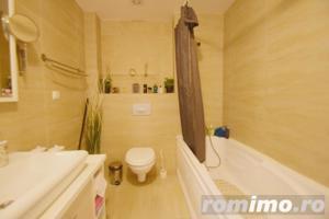 Apartament 2 camere Cosmopolis terasa20 mp+gradina 43mp,vedere piscina - imagine 6