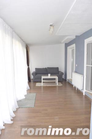 Apartament 2 camere Cosmopolis terasa20 mp+gradina 43mp,vedere piscina - imagine 8