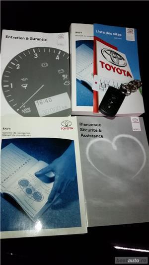 Toyota Rav4 2.0 Business- Diesel - Manual - 143.620 km - EURO 5, Pchet 4d - Full Option - imagine 17
