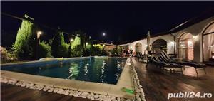 Vila mediteraniana cu piscina pentru evenimente - imagine 4