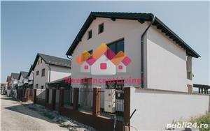 Casa nou - individuala - 120 mp - pod mansardabil -toate utilitatiile trase - Selimbar - imagine 5