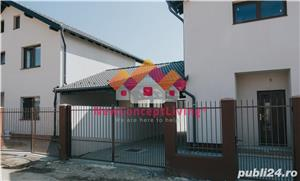 Casa nou - individuala - 120 mp - pod mansardabil -toate utilitatiile trase - Selimbar - imagine 2