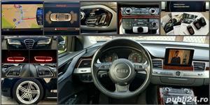 Audi A8 3.0TDI-258 CP 2011 RAR efectuat Xenon Full Led Navi Piele Zoll - imagine 7