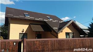 Breaza-Prahova vand vila (casa de vacanta) complet mobilata si utilata - imagine 1