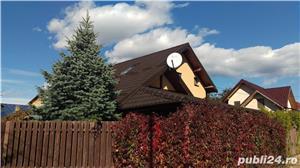Breaza-Prahova vand vila (casa de vacanta) complet mobilata si utilata - imagine 2