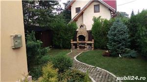 Breaza-Prahova vand vila (casa de vacanta) complet mobilata si utilata - imagine 16