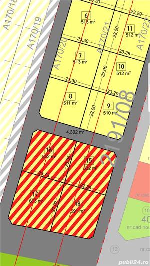 Vand puz mosnita noua blocuri si case la asfalt - imagine 5