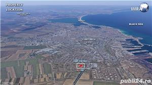 Teren de Vanzare - 13,000 mp - Constanta Sud  (P.U.Z. Aprobat) - imagine 2