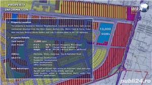 Teren de Vanzare - 13,000 mp - Constanta Sud  (P.U.Z. Aprobat) - imagine 11