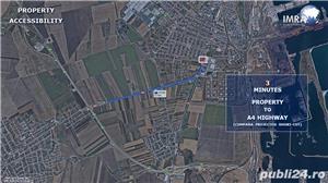 Teren de Vanzare - 13,000 mp - Constanta Sud  (P.U.Z. Aprobat) - imagine 4