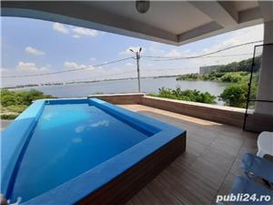 Închiriez Vila P+2 in Chiajna pe malul lacului - imagine 5