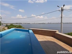 Închiriez Vila P+2 in Chiajna pe malul lacului - imagine 1