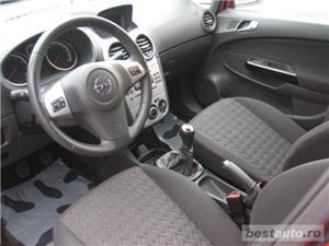 OPEL CORSA 1.2 i 12v  85 CP 2012 EDITION FACELIFT  59.000 KM ! - imagine 8