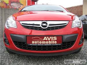 OPEL CORSA 1.2 i 12v  85 CP 2012 EDITION FACELIFT  59.000 KM ! - imagine 1