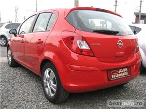 OPEL CORSA 1.2 i 12v  85 CP 2012 EDITION FACELIFT  59.000 KM ! - imagine 4