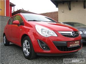 OPEL CORSA 1.2 i 12v  85 CP 2012 EDITION FACELIFT  59.000 KM ! - imagine 3