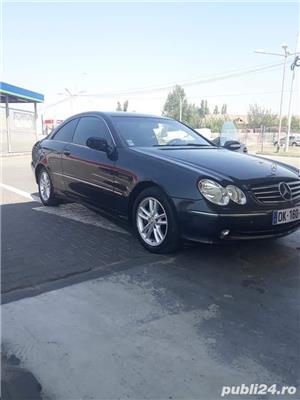 Mercedes-benz Clasa CLK CLK 270 - imagine 2