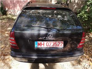 Mercedes-benz Clasa C C 220 - imagine 5