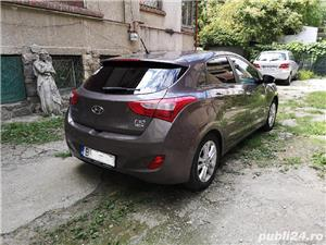 Hyundai i30 2014 cumparat nou Romania full option TVA Deductibil - imagine 4
