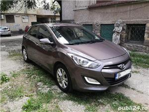 Hyundai i30 2014 cumparat nou Romania full option TVA Deductibil - imagine 1