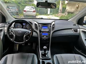 Hyundai i30 2014 cumparat nou Romania full option TVA Deductibil - imagine 5