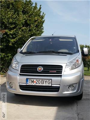 Fiat Scudo Panorama 8+1 136 CP - imagine 4