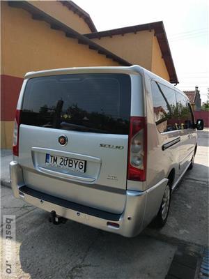 Fiat Scudo Panorama 8+1 136 CP - imagine 2