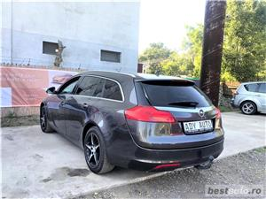 OPEL  INSIGNIA  2,0 d - 160 Cp - EURO 5 -   RATE FIXE , FIXE , EGALE . FULL  EXTRASE  =  - imagine 3