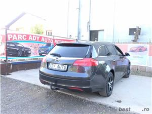 OPEL  INSIGNIA  2,0 d - 160 Cp - EURO 5 -   RATE FIXE , FIXE , EGALE . FULL  EXTRASE  =  - imagine 4