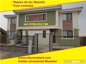 CITY RESIDENT - 1/ 2 DUPLEX LUX MOSNITA CONSULTANTA DESIGN INTERIOR, FARA COMISION, PRET PROPRIETAR - imagine 1