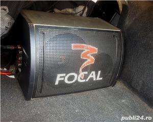 Renault Megane 1.9 dTI diesel, consum mic, focal, Alpine, subwoofer - imagine 7